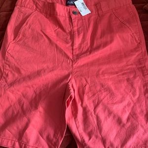 Childrens Place Coral boys shorts 14H